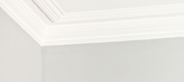 Walls, Ceiling and Trim