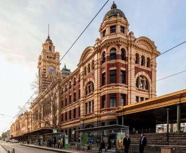 Flinders Street Station Upgrade